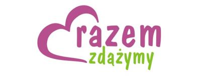 fundacja razem zdazymy logo